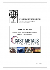 "Disponible el informe ""WFO Safe Working"""