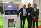 Companies from the value chain of Foundry industry attended the BIEMH in Spain