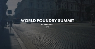 Video del World Foundry Summit 2018 de la WFO
