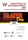 "Programme of the IV Technical Forum on Heat Treatment ""Trater Day 2019"""