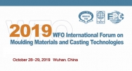 2019 WFO International Forum on Moulding Materials and Casting Technologies