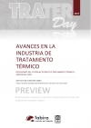 "Available the report ""Advances in Heat Treatment industry"""