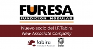 FURESA S. COOP., new Associate Member to the Tabira Foundry Institute