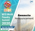Aplazamiento del WFO World Foundry Summit 2020