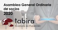 The Associate Member Companies of the Tabira Foundry Institute hold an online meeting
