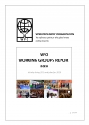 The WFO Working Groups Report 2020 updates the future plans of these initiatives