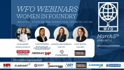 La WFO ofrece a la industria el webinar Women in Foundry
